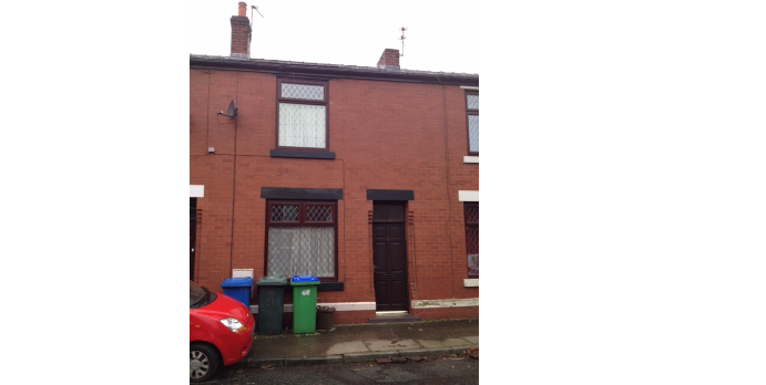 2 bed terraced