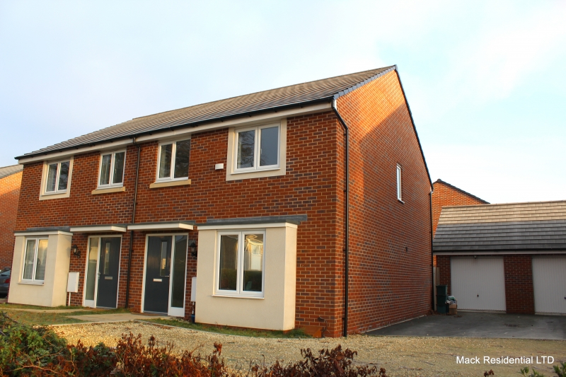 4 bed semi detached